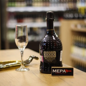 Игристое вино «Просекко Корте Де Рови», сухое, Италия