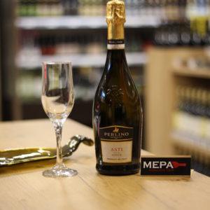 Игристое вино «Перлино Асти» сл, Италия