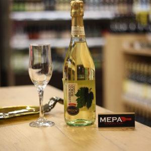 Игристое вино «Ламбруско Бьянко Эмилия», п/сл, Италия