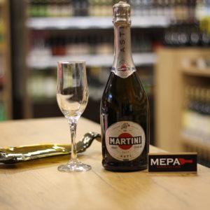 Игристое вино «Мартини Асти», сл, Италия