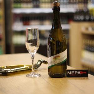 Игристое вино «Ламбруско Дель Эмилия» п/сл, Италия