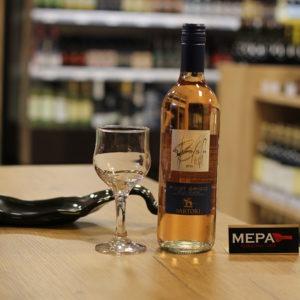 Вино Sartori «Pinot Grigio delle Venezie» Blush розовое п/сух