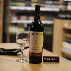 Вино Talisman «Алазанская Долина» Private Vineyard красное п/сл