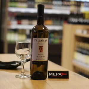 Вино Talisman «Телавури» белое сух.