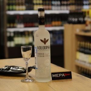Водка «Volodinka Premium»