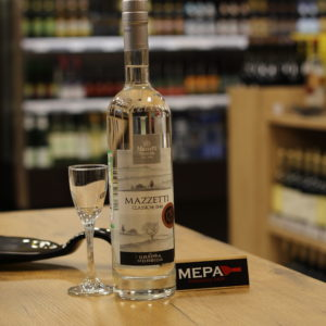 Напиток спиртной «Grappa Mazzetti Classica 1846»