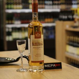 Напиток спиртной «Mazzetti d'Altavilla Grappa di Moscato Invecchiata»