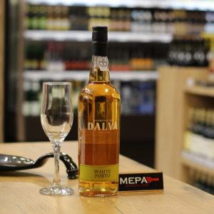 Вино ликёрное Португалия «Dalva White Porto»