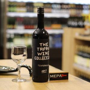 Вино «The Tapas Wine Collection, Tempranillo» красное сух