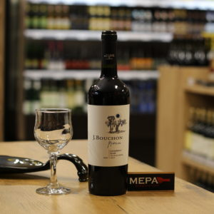 Вино «Carmenere-Syrah Reserva» J.Bouchon красное сух