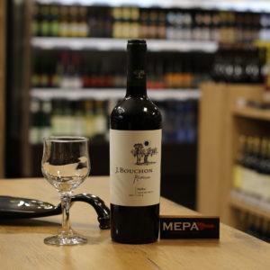 Вино «Malbec Reserva» J.Bouchon красное сух