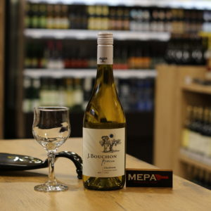 Вино «Chardonnay Reserva» J.Bouchon сухое бел