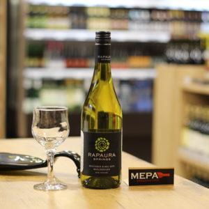 Вино «Rapaura Springs, Sauvignon Blanc» белое сух