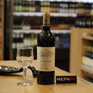 Вино «Shavron, Rouge Molleux» красное п/сл