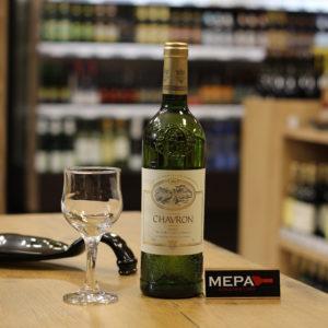 Вино «Shavron, Blanc» белое сух