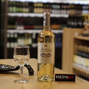 Вино «Larrivet Haut-Brion, Bordeaux» белое сух