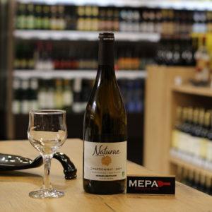 Вино «Naturae, Pay's d'Oc, Shardonnay» белое сух
