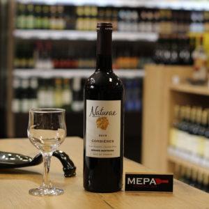 Вино «Naturae, Corbieres» красное сух