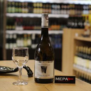 Вино «Villa Blanche, Shardonnay» белое сух