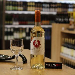 Вино The Pairing Collection «Lobster & Shrimp, Shardonnay» белое сух