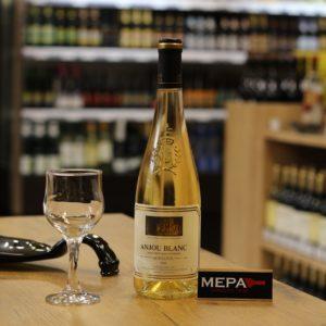 Вино «Moelleux, Anjou Blanc» белое п/сл