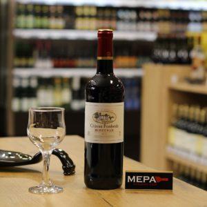 Вино «Chateau Pombrede» красное сух