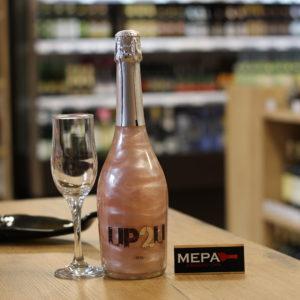 Винный напиток «Up2u, Rosa» розовое сладкое, Испания