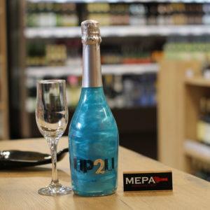 Винный напиток «Up2u, Azul» голубое сладкое, Испания