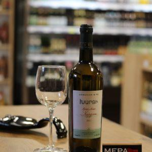 Вино «Vedi Alko, Харджи» белое сух