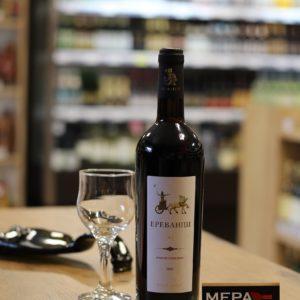 Вино «Vedi Alko, Ереванци» красное сух