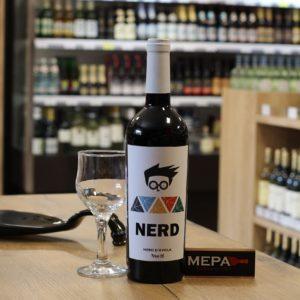 Вино «Ferro, 13 Nerd» красное сух