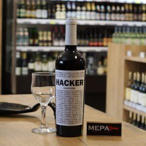 Вино «Ferro 13, Hacker» красное сух