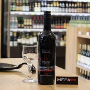 Вино «Duca della Rocca, Negroamaro» красное п/сух