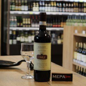 Вино «Chianti Reserva, Coli» красное сух