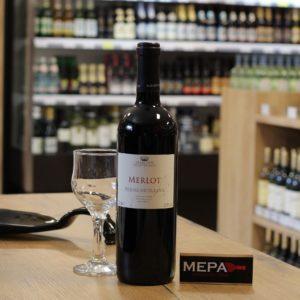 Вино «Marchese Montefusco, Merlot» красное сух