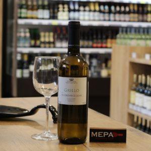 Вино «Marchese Montefusco, Grillo» белое сух