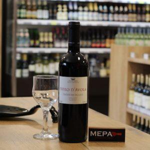 Вино «Marchese Montefusco, Nero D'Avola» красное сух