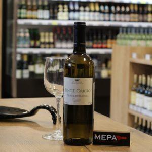 Вино «Marchese Montefusco, Pinot Grigio» белое сух
