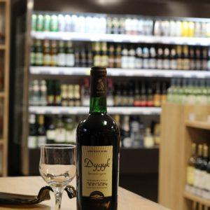 Вино «Vedi Alko, Дудук» красное сух