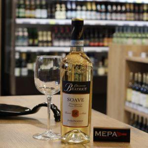 Вино «Pirovano, Soave» белое сух