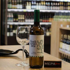 Вино «Feudi Aragonesi» белое сух