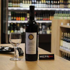 Вино «Жемчужина Востока, Шираз» красное сух