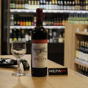 Вино Абхазия «Эшера» красное п/сух