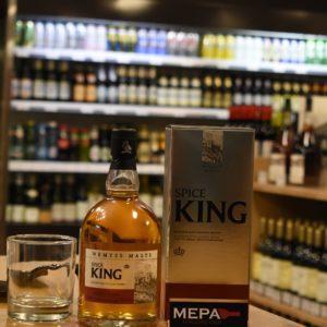 Виски Шотландия «Spice King» 3 года
