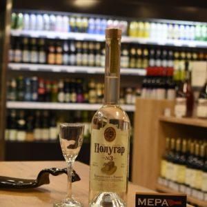 Напиток спиртной «Полугар №3» Бородинский с Тмином