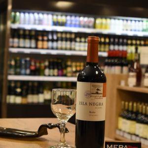 Вино «Isla Negra Reserva Seashore, Merlot» красное сух