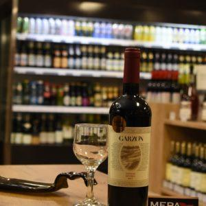 Вино «Bodega Garzon, Estate, Cabernet Franc-Tannat» красное сух