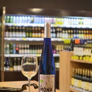 Вино «Sal de Fiesta, La Mona» белое п/сл