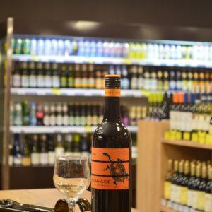 Вино «Jinda-Lee, Shiraz» п/сухое, красное