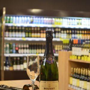 Вино игристое «Bouvet, Saphir Saumur» бел.сух